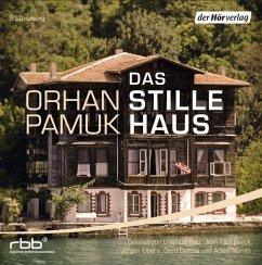 Das stille Haus (MP3-Download) - Pamuk, Orhan
