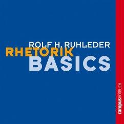 Rhetorik-Basics (MP3-Download) - Ruhleder, Rolf