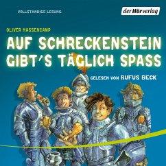 Auf Schreckenstein gibt's täglich Spaß / Burg Schreckenstein Bd.3 (MP3-Download) - Hassencamp, Oliver