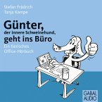 Günter, der innere Schweinehund, geht ins Büro (MP3-Download)