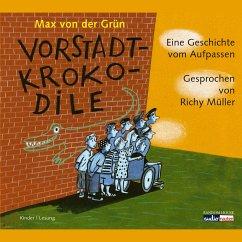 Vorstadtkrokodile Bd.1 (MP3-Download) - von der Grün, Max