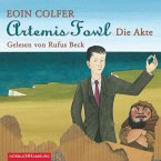 Die Akte / Artemis Fowl Bd.9 (MP3-Download)