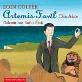 Die Akte / Artemis Fowl Bd.9 (MP3-Download)