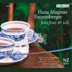 Josefine und ich (MP3-Download) - Enzensberger, Hans Magnus
