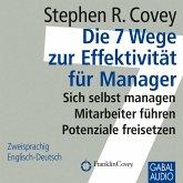 Die 7 Wege zur Effektivität für Manager (MP3-Download)