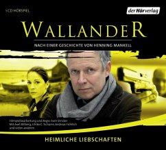 Heimliche Liebschaften (MP3-Download) - Mankell, Henning
