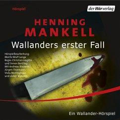 Wallanders erster Fall / Kurt Wallander Bd.1 (MP3-Download) - Mankell, Henning