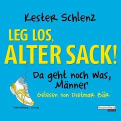 Leg los, alter Sack! (MP3-Download) - Schlenz, Kester