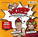 Wupp! 2. Die Dimensions-Jäger. Ein Comedy-Hörspiel (MP3-Download)