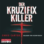 Der Kruzifix Killer / Detective Robert Hunter Bd.1 (MP3-Download)