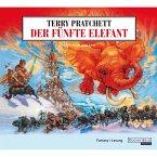 Der fünfte Elefant / Scheibenwelt Bd.24 (MP3-Download)