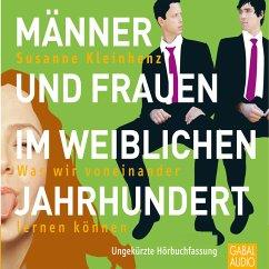 Männer und Frauen im weiblichen Jahrhundert (MP3-Download) - Kleinhenz, Susanne