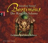 Der Ring des Salomo / Bartimäus Bd.4 (MP3-Download)