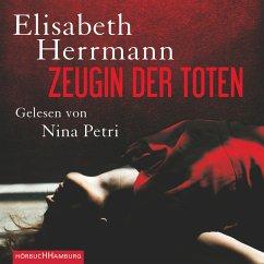 Zeugin der Toten / Judith Kepler Bd.1 (MP3-Download) - Herrmann, Elisabeth