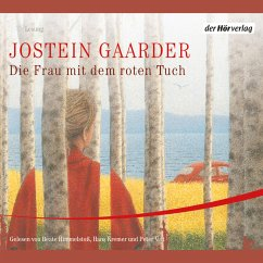 Die Frau mit dem roten Tuch (MP3-Download) - Gaarder, Jostein