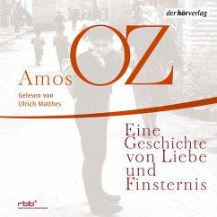 Eine Geschichte von Liebe und Finsternis (MP3-Download) - Oz, Amos