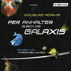 Per Anhalter durch die Galaxis (MP3-Download) - Adams, Douglas