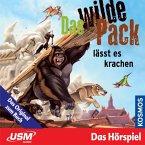 Das wilde Pack lässt es krachen / Das wilde Pack Bd.4 (MP3-Download)