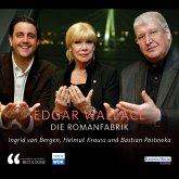 Edgar Wallace - Die Romanfabrik (MP3-Download)