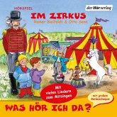Was hör ich da? Im Zirkus (MP3-Download)