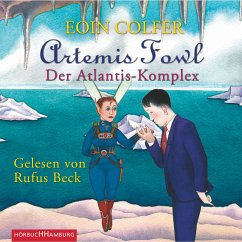 Der Atlantis-Komplex / Artemis Fowl Bd.7 (MP3-Download) - Colfer, Eoin