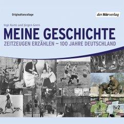 Meine Geschichte (MP3-Download) - Kurtz, Inge; Geers, Jürgen