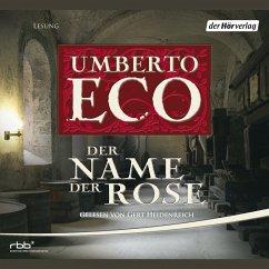 Der Name der Rose (MP3-Download) - Eco, Umberto