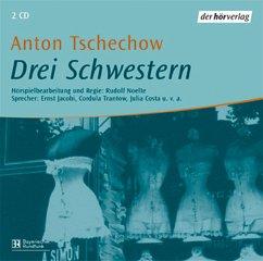 Drei Schwestern (MP3-Download) - Tschechow, Anton