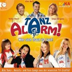 Tanzalarm!, 1 Audio-CD
