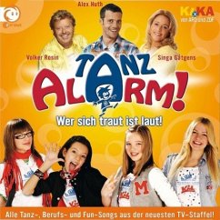 Tanzalarm!, 1 Audio-CD