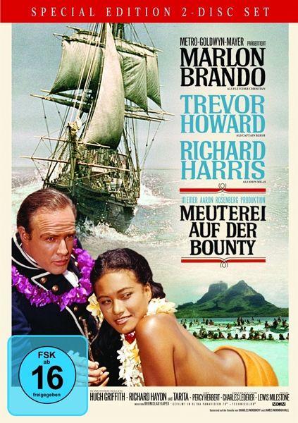 meuterei auf der bounty dvd