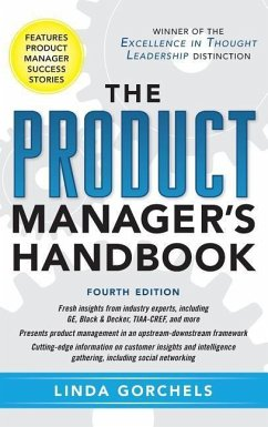 The Product Manager's Handbook 4/E - Gorchels, Linda