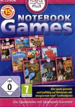Notebook Games