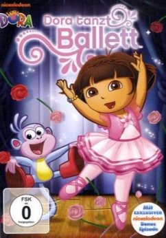 Dora - Dora tanzt Ballett