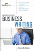 Manager's Guide to Business Writing