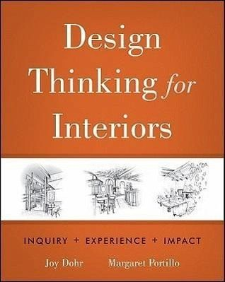 Design Thinking For Interiors Inquiry Experience Impact Pdf