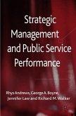 Strategic Management and Public Service Performance