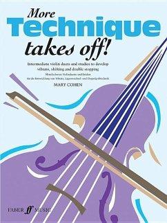 More technique takes off!, violin solo