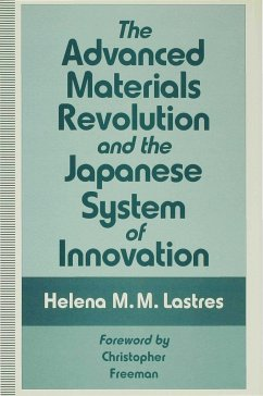 The Advanced Materials Revolution and the Japanese System of Innovation - Lastres, Helena M. M.