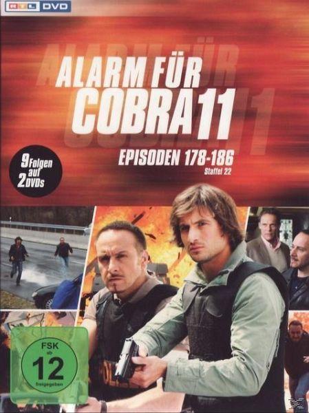 Alarm für Cobra 11 - Staffel 22 2 Discs