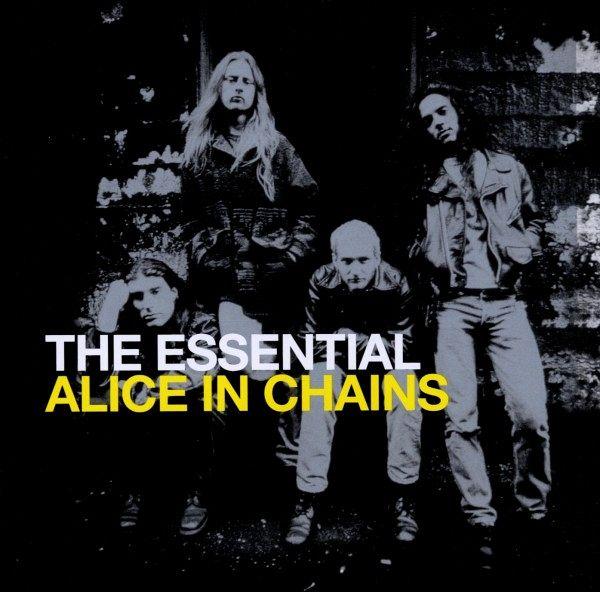 the essential alice in chains von alice in chains auf. Black Bedroom Furniture Sets. Home Design Ideas