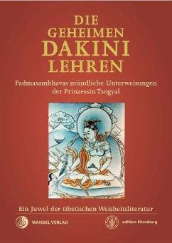 Die Geheimen Dakini-Lehren - Padmasambhava