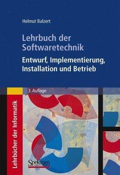 Lehrbuch der Softwaretechnik: Entwurf, Implemen...