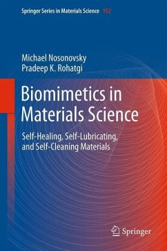 Biomimetics in Materials Science - Nosonovsky, Michael;Rohatgi, Pradeep K.