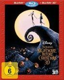 Nightmare Before Christmas (Blu-ray 3D, + Blu-ray 2D)