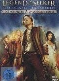 Legend Of The Seeker - Die komplette 2. Staffel