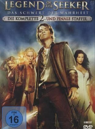 Legend Of The Seeker - Die komplette 2. Staffel