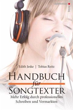 Handbuch für Songtexter - Jeske, Edith; Reitz, Tobias
