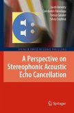 A Perspective on Stereophonic Acoustic Echo Cancellation