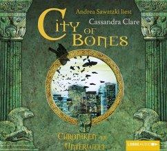 City of Bones / Chroniken der Unterwelt Bd.1 (6 Audio-CDs) - Clare, Cassandra